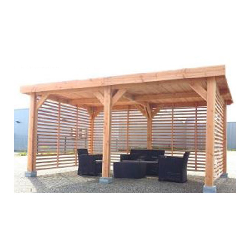 ossature bois douglas charpente toit plat prix usine. Black Bedroom Furniture Sets. Home Design Ideas