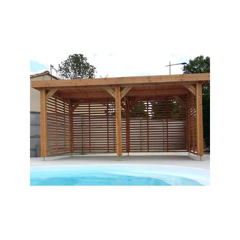 OSSATURE BOIS DOUGLAS, charpente toit plat PRIX USINE # Toit Plat Ossature Bois