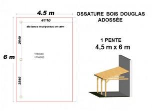 ossature_douglas_adossée_toit_mono_pente