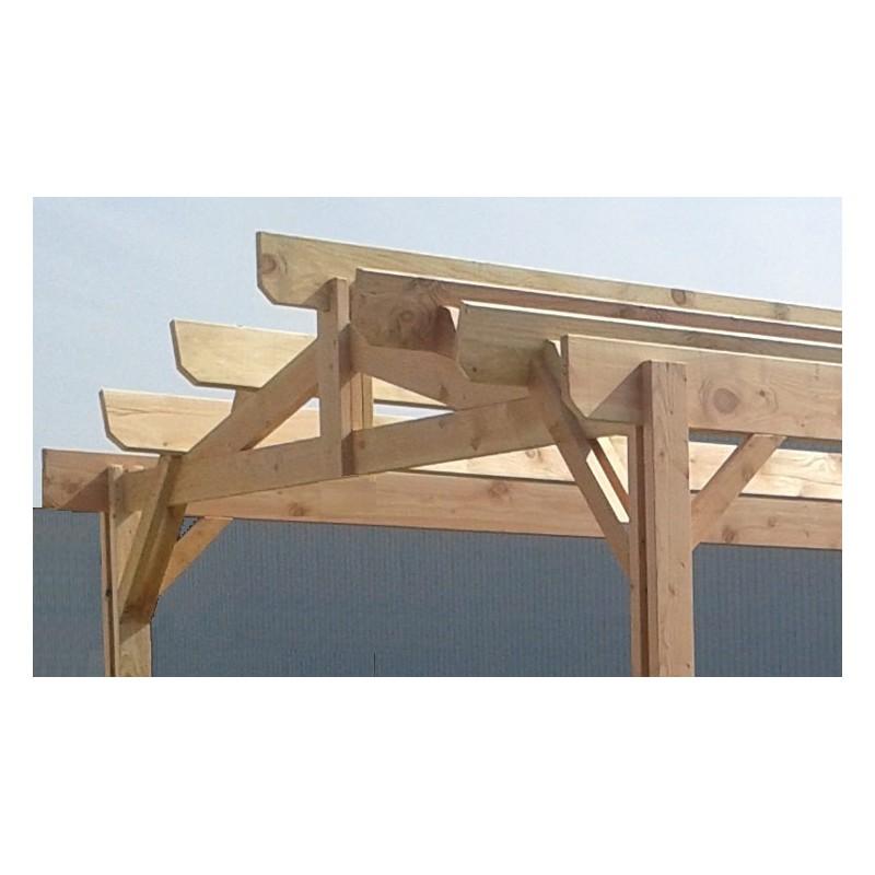 ossature bois douglas charpente 2 pentes prix usine. Black Bedroom Furniture Sets. Home Design Ideas