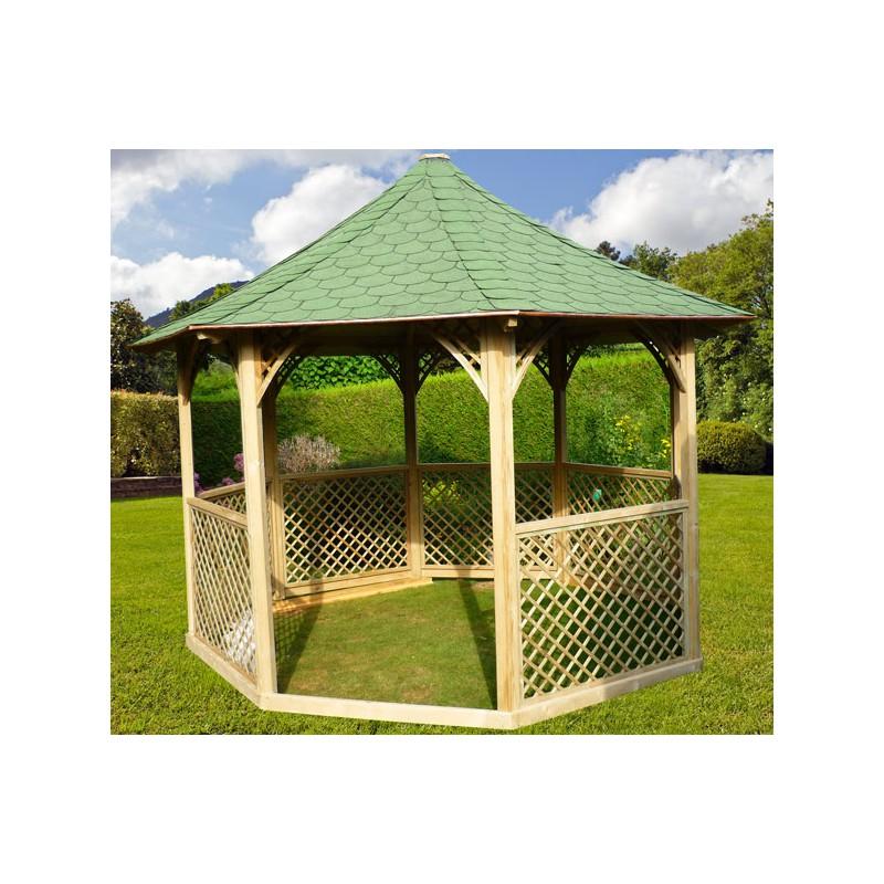 gloriette bois gallery of gloriette bois with gloriette bois amazing kiosque jardin bois. Black Bedroom Furniture Sets. Home Design Ideas