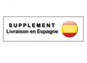 OPTION ESPAGNE - SUPPLEMENT LIVRAISON