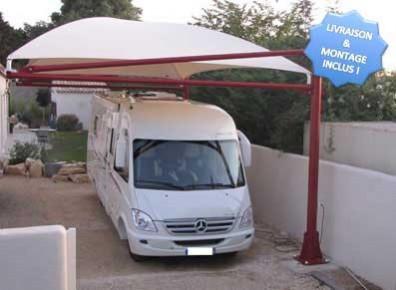 abri camping car abritez votre caravane mod le dj. Black Bedroom Furniture Sets. Home Design Ideas