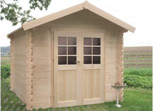 Abri de jardin en bois traite autoclave france abris for Chalet bois traite autoclave