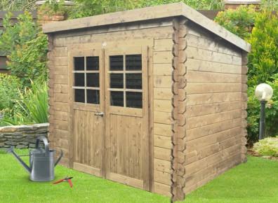 Abri jardin 19 mm toit multiposition