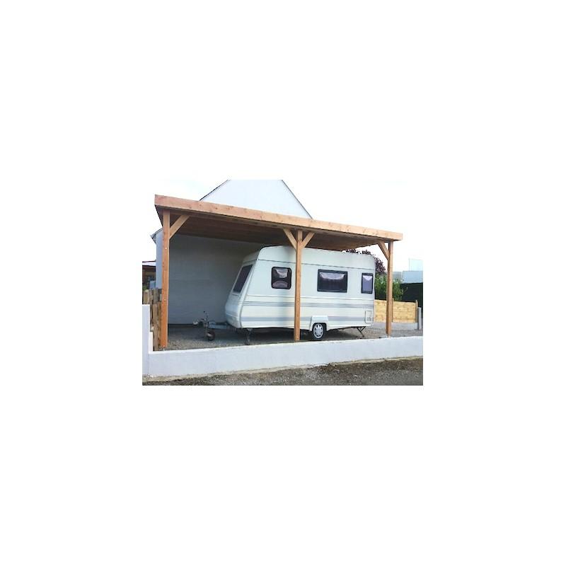 abri camping car bois adoss auvent pour votre van de. Black Bedroom Furniture Sets. Home Design Ideas