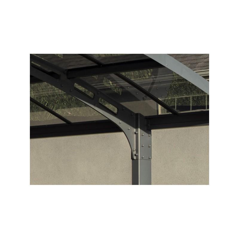 Carport double en aluminium - Carport double alu ...
