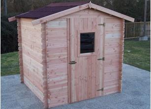 ABRI JARDIN BOIS : abris en bois brut ou autoclave pour ...