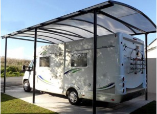 CARPORT CAMPING CAR DIAMAN 3,48 x 8,65 M