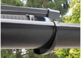 OPTION GOUTTIERE PVC POUR CARPORT