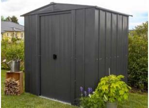 ABRI JARDIN : métal, bois, PVC, motos et vélos, pour jardins - PROMO ...