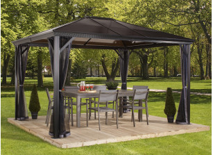 PAVILLON METAL CONTEMPORAIN