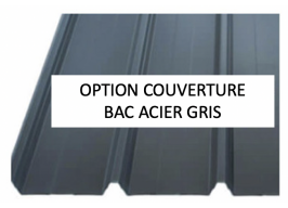 OPTION COUVERTURE BACACIER ID2803 - GRIS