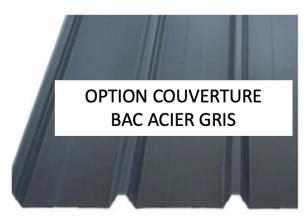 OPTION COUVERTURE BACACIER ID2803 - GRIS