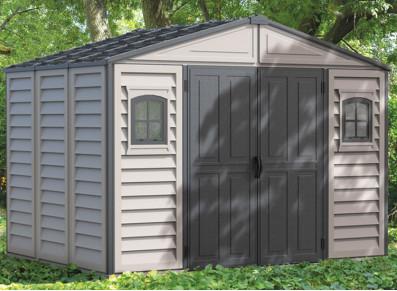 Abri Jardin en pvc 8 m²