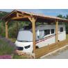 abri camping car bois douglas 38m2
