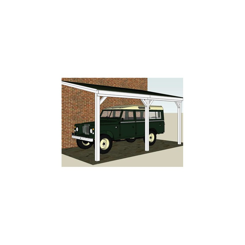 marvelous carport bois pas cher 11 max min. Black Bedroom Furniture Sets. Home Design Ideas