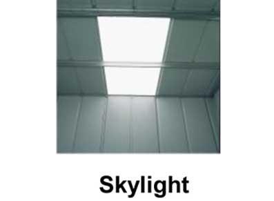 OPTION SKYLIGHT - VENDUE AVEC UN GARAGE