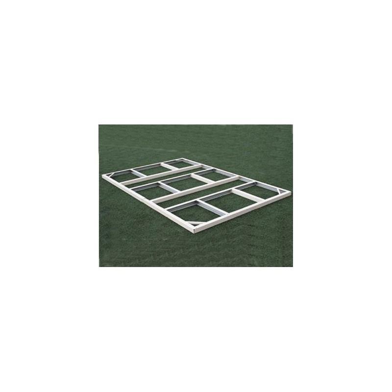 Installer un abri de jardin sans dalle - Installer des dalles de jardin ...