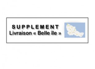 OPTION BELLE ILE EN MER - SUPPLEMENT LIVRAISON