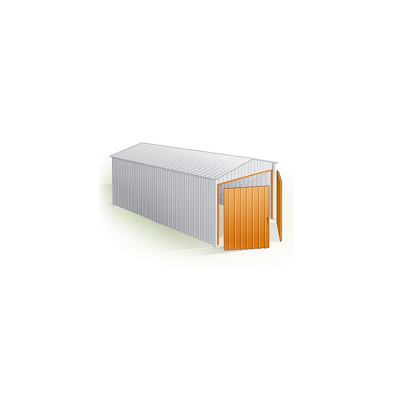 portail 2 vantaux pour id749. Black Bedroom Furniture Sets. Home Design Ideas