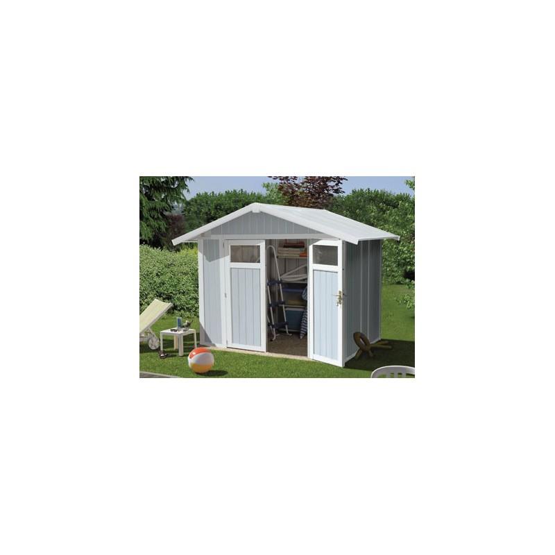 abri jardin pvc gamme utility de grosfillex garantie 10 ans. Black Bedroom Furniture Sets. Home Design Ideas
