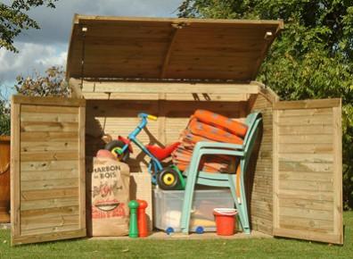 abri de jardin traite autoclave x x m. Black Bedroom Furniture Sets. Home Design Ideas