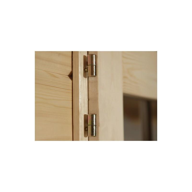 Chalet de jardin en bois madrier 44 mm for Jardin 44