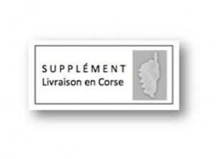 OPTION CORSE - SUPPLEMENT LIVRAISON