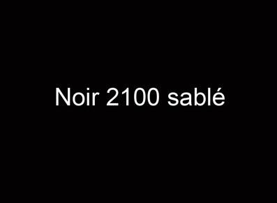 COLORIS NOIR SABLE 2100