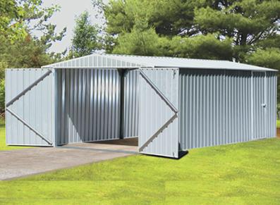 Un garage de 18 m2 à moins de 1000€, top affaire !