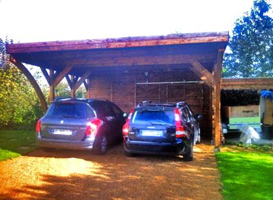 Carport, l'abri de voiture idéal pour votre jardin !