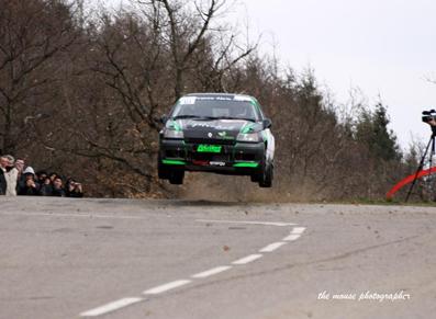 Focus sur Thomas BADEL, coureur de rallye – Le Rallye du Gier, récit et impressions