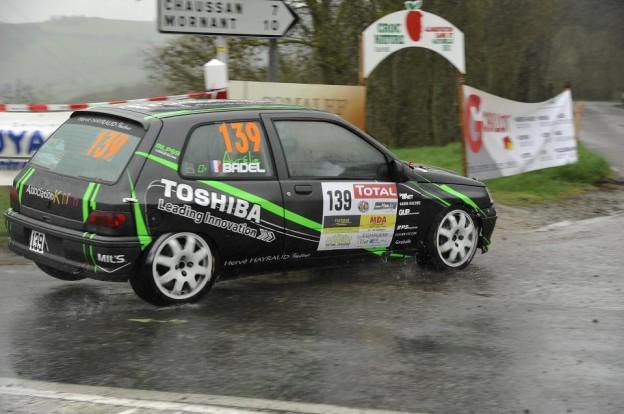 Focus sur Thomas Badel, coureur de rallye – Lyon Charbo, la nuit, spéciale de Gerland, la vidéo !