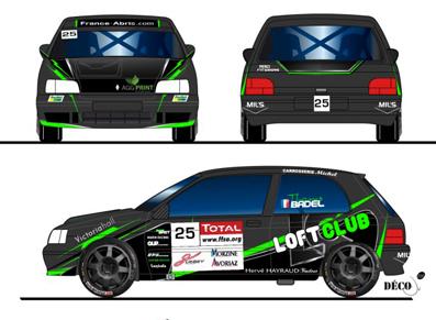 Focus sur Thomas BADEL, coureur de rallye – Les sponsors, l'enjeu majeur