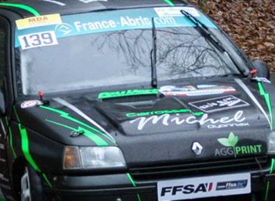 Focus sur Thomas BADEL, coureur de rallye – Retour sur piste pour Thomas et Aurélie dès le 15 juin