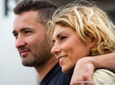 Chronique estivale de l'équipage Badel en rallye : performances, podiums et champagne !
