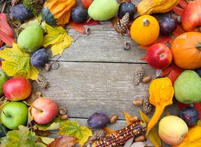 Rangez, broyez…nettoyez, c'est l'automne !