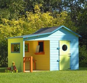 Les abris de jardin une v ritable annexe la maison for Jardin veritable
