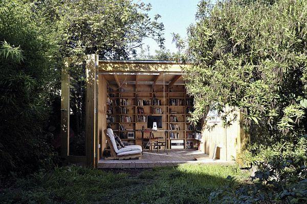 les chalets de jardin l extension de la maison sans inconv nient blog conseil abri jardin. Black Bedroom Furniture Sets. Home Design Ideas
