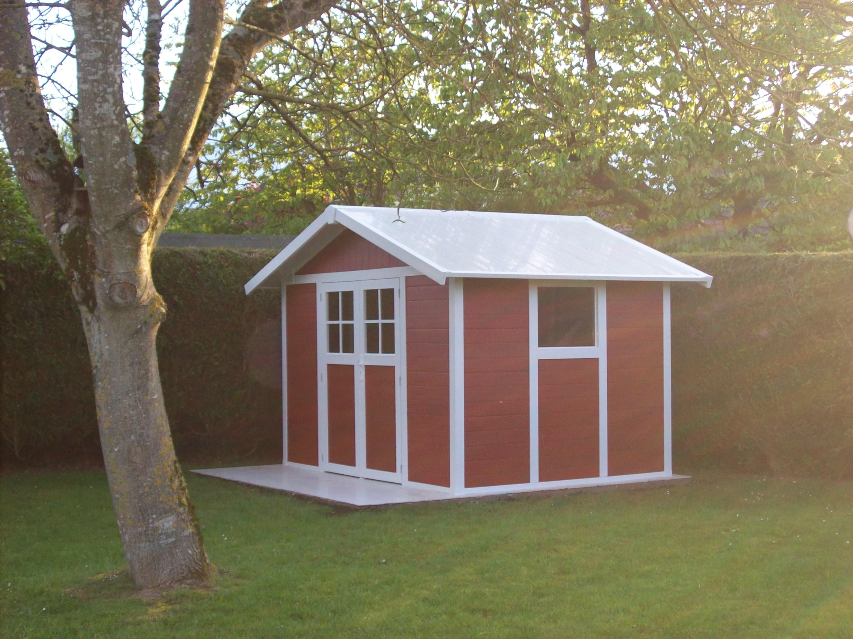 avec l abri pvc mettez de la couleur dans vos jardins blog conseil abri jardin garage. Black Bedroom Furniture Sets. Home Design Ideas
