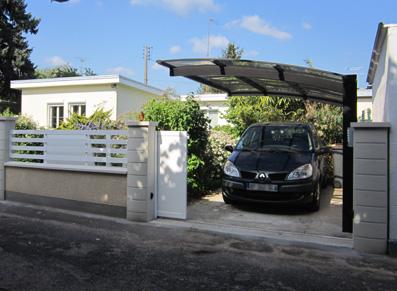 Un carport design