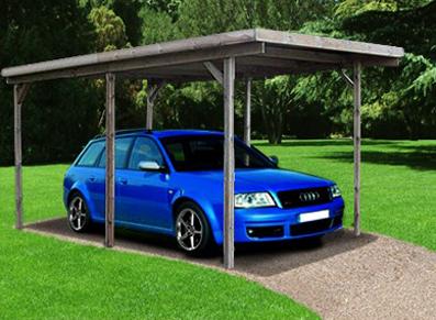 esth tique et pratique l abri voiture fait fureur blog conseil abri jardin garage carport. Black Bedroom Furniture Sets. Home Design Ideas