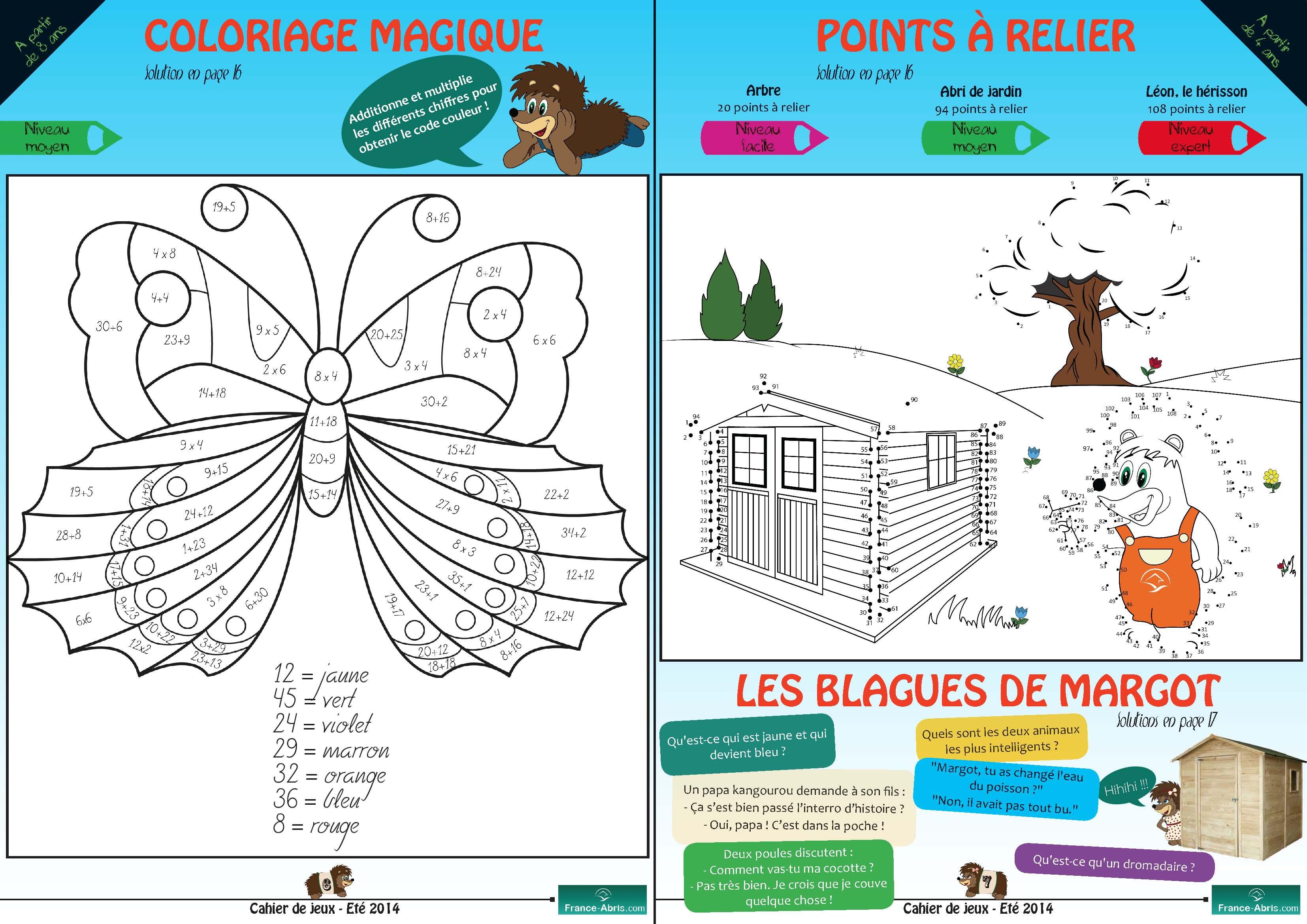 Le Guide Sp 233 Cial Jeux De France Abris 224 Imprimer Pour Les Enfants Blog Conseil Abri Jardin