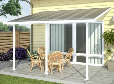 le toit terrasse en alu l esprit tendance. Black Bedroom Furniture Sets. Home Design Ideas