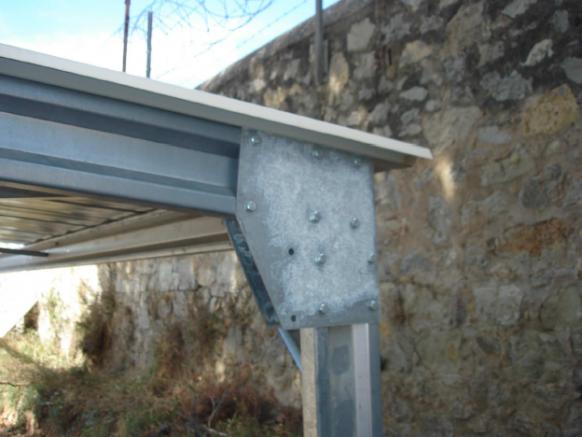 Installation-toit