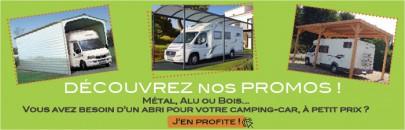 promotion des camping-cars pas cher