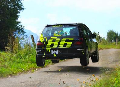 Découvrez les ambitions de Thomas Badel pour la saison 2015 de rallye auto