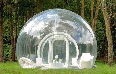 un espace sous bulle