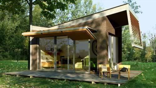 Un bureau de jardin l 39 espace professionnel pour - Construire un bureau ...